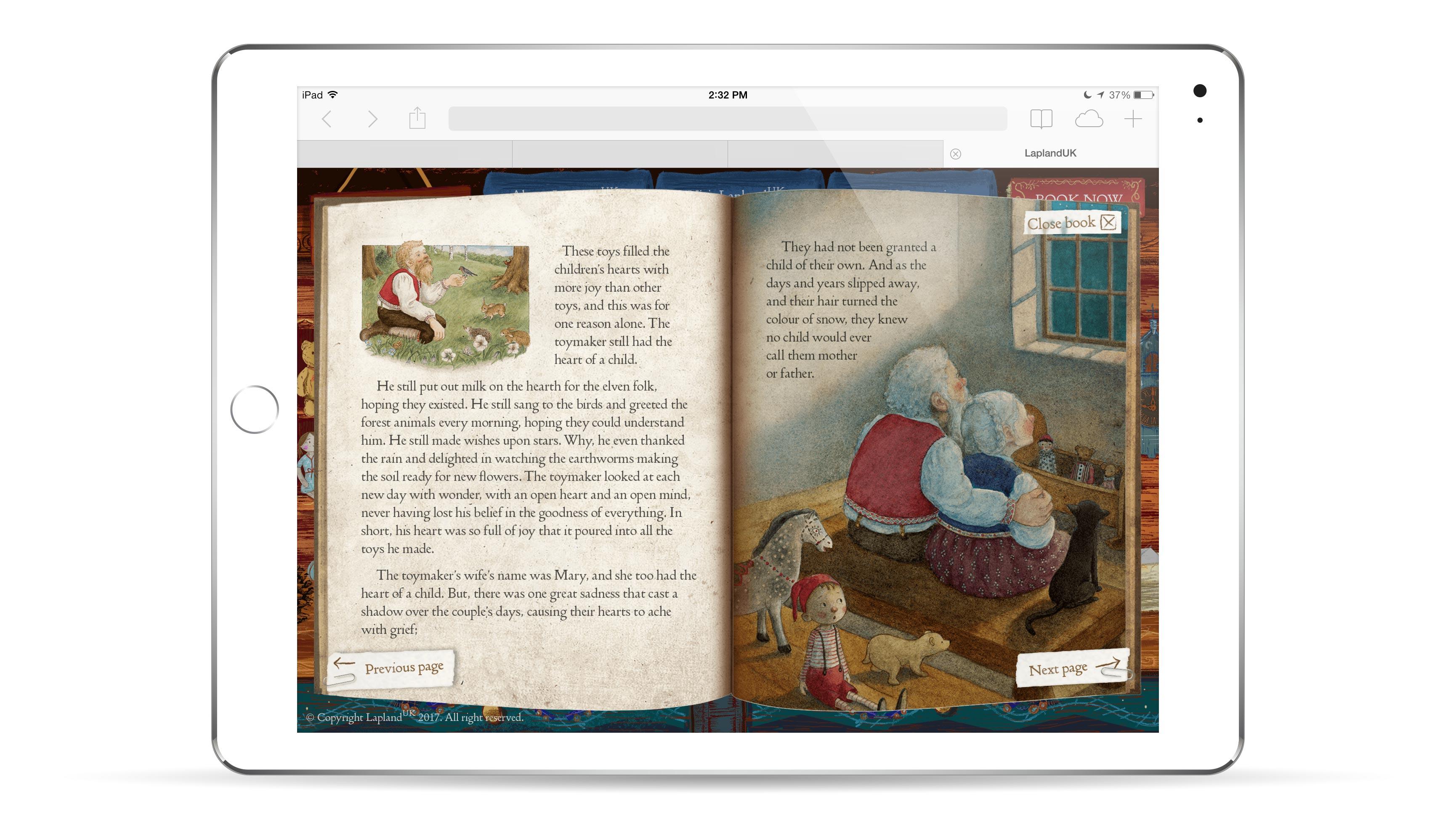 LUK_iPad-Untold